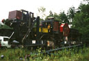 Ref.-Nr:482 Pegson 1100x800mm, jaw crusher, year o construction: 1989