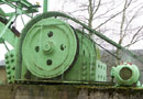 Ref.-Nr:1367 stationary jawcrusher, manufacturer Werserhütte, Type 800x300mm