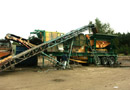 Ref.-Nr:1378 mobile jaw crusher, constructor Liezen, Type 1080x750 mm, year 2000, ca. 3500 working hours, best condition, you see description after the last foto...