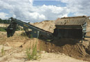 Ref.-Nr:1169 screen Powerscreen Commander, Deutz Diesel motor, year 95, ca. 5000 workinghours