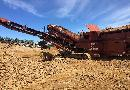 Ref.-Nr:5727 Typ 693 Supertrak Mobile Siebmaschine