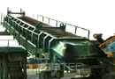 Ref.-Nr:764 stationary belt conveyor