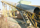 Ref.-Nr:1432 Conveyors 38 m x 8000 mm, manufacturer 3bHungaria.