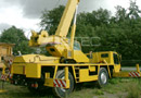 Ref.-Nr:1186 Fraun, crane RTF25, 25 t hu, 3m, 177 kw, 514 working hours, TüV and VVV are new