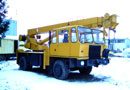 Ref.-Nr:939 grue automotrice, type ADK 12,5, force d