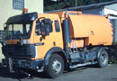 Ref.-Nr:1190 cleaner for streets, manufacturer Daimler Benz 155 KW. year 1999