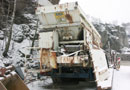 Ref.-Nr:1418 Wheeled gravel processing plant FKA 200, year of construction 1994, output 200 t/h.