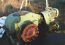 Ref.-Nr:1023 transmission 22 KW, drive for belt conveyors